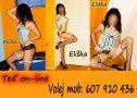 New!!! nov� Eliska - FULL SERVIS..Privat-escort. .