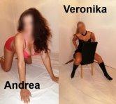 Veronika a Andrea, Kladno