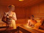 Společná nahota – sauna, doma