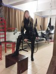 Madam Virginie S/m studio Kingdom