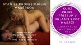 Profesionální kurz pro erot. maserky