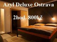 Azyl Deluxe 2hod.800kč
