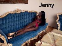 ! Luxusní Exotická Jenny !